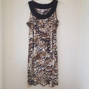 Jaclyn Smith Plus Size Dress 1X